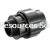 PP Male Threaded Adapter PP Compression Fitting Water Distribution