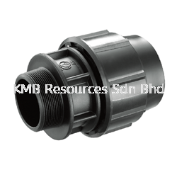 PP Male Threaded Adapter