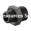 PP Nipple & R.Nipple PP Compression Fitting Water Distribution