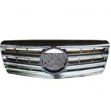 W140 CL Sport Grille ( Silver , Black , White )