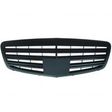 W221-FG04A 10 S65 Look Sport Grille All Black