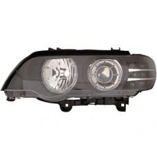 E53 00 Head Lamp Projector W/Rim + Motor + LED Indicator  ( H7) OR( D2S Use )