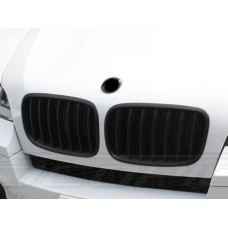 E71 Front Grille All Black..