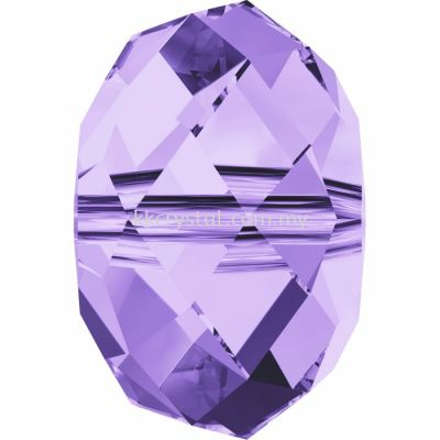 Swarovski 5040 Briolette Bead, 6mm, Tanzanite (539), 5pcs/pack