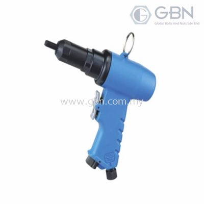 Pneumatic Pull Nut Setter (5-10mm, 450rpm)