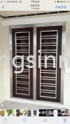 Both Side Open Door Stainless Steel