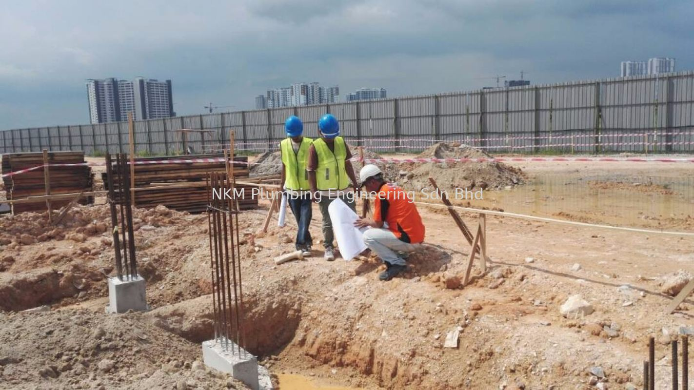Project Cybervalley All The Plumbing Works Malaysia, Selangor, Kuala Lumpur (KL), Klang Contractor, Company, Services | NKM Plumbing Engineering Sdn Bhd