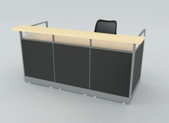 RECTANGULAR COUNTER WORKSTATION