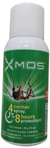 X'MOS 50g (83ml) Mosquito Killer / Repellent