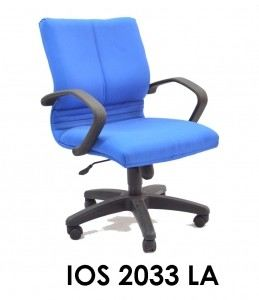 IOS 2033LA LOW BACK