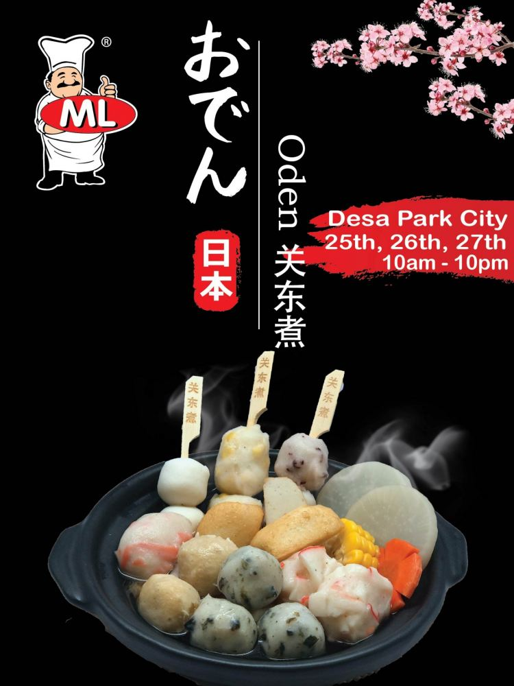 ML Oden Event @Desa Parkcity