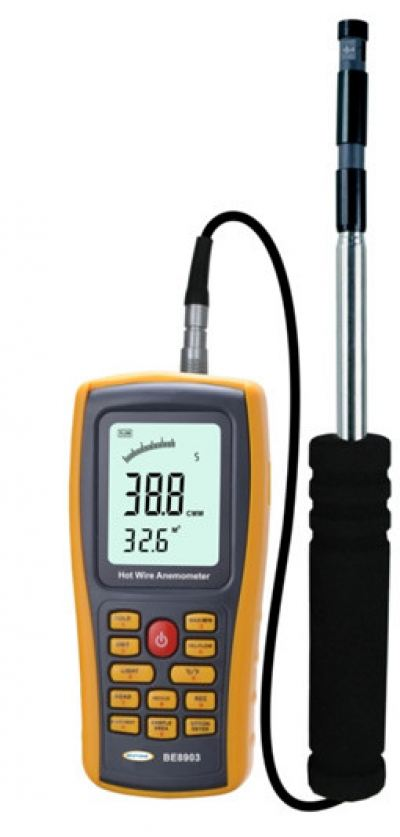 Digital Hot Wire Anemomeer BE8903