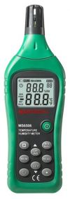 Digital Thermometer & Humidity Meter MS6508 Digital Temperature & Humidity Meter Environmental Testing Systems