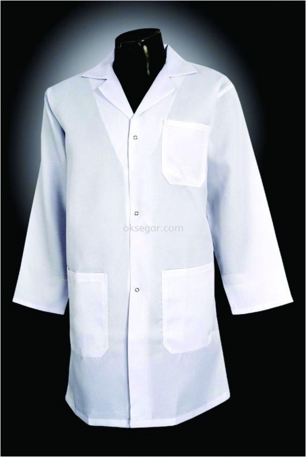 Lab Coat / Doctor Gown Doctors Gown (Lab Coat) Malaysia, Kuala ...