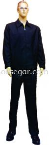 Factory Jacket Factory Uniform