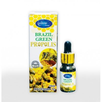 BRAZIL GREEN PROPOLIS EXTRACT ( 1 BOTTLE )