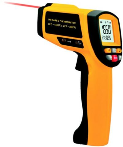 Digital Infrared Thermometer BE1651