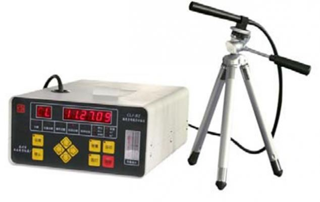 Digital Hand-Held Particle Counter
