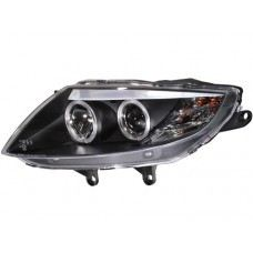 Z4 E85Head Lamp Crystal Projector W/Rim