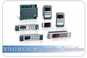 WINGBASIC Refrigeration Controllers,Compact/Spilit Format