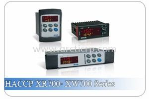 HACCPXR700- XW700 Series, Refrigeration Controllers
