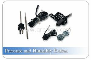 Temperature, Pressure and Humidity Probes