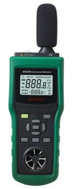 Multifunction (5 in 1) Environment Meters MS6300