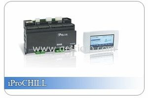 iProCHILL; 4 Circuit up to 16 Compressors Air/Water Chiller