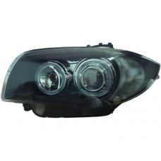 E87 Head Lamp Projector W/Rim