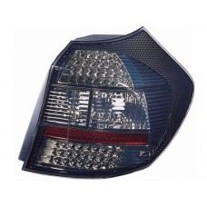 E87 Rear Lamp Crystal LED Smoke