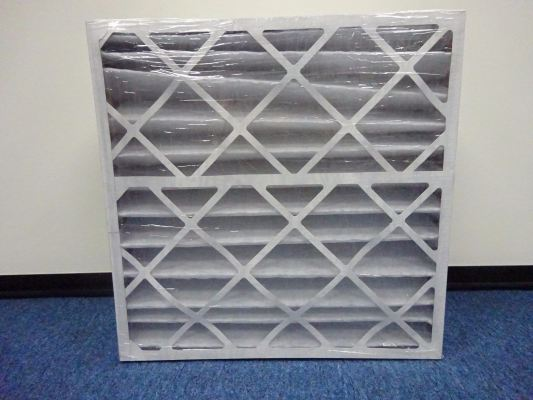 DISPOSABLE PLEATED FILTER PANEL