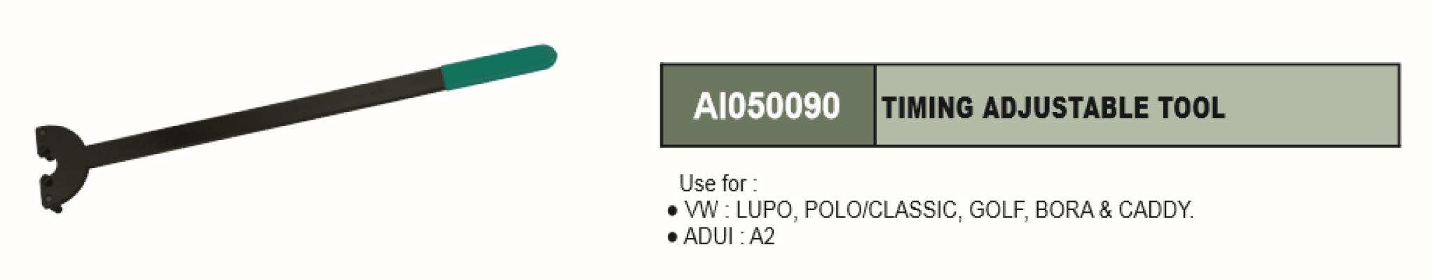 TIMING ADJUSTABLE TOOL - AI050090