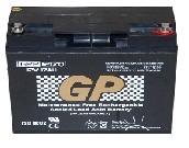 Sealed Lead Acid Battery 12V 17AH GPP12170