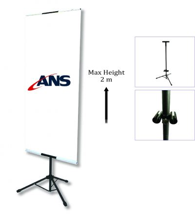 Tripod Bunting Stand (DS05)