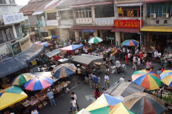 TRADITIONAL TRADERS & LIVING CULTURE IN GEORGE TOWN TOUR (4 hours)