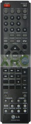 AKB32273504 LG DVD HOME THEATER REMOTE CONTROL  LG HOME THEATER REMOTE CONTROL