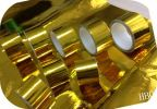 Gold Metalized Tape Gold Metalize Tape