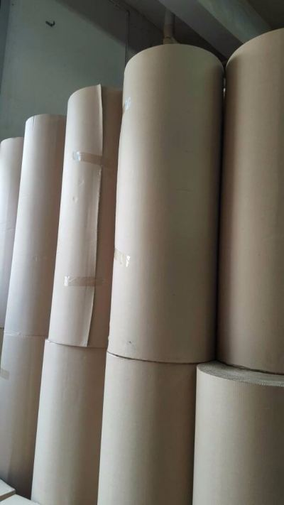 Single Facer Corrugated Paper