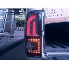 Hilux Rear Lamp Crystal LED Smoke