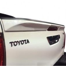Hilux Tail Gate Spoiler trd Look