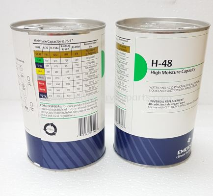 H-48 High Acid & Water Removable Filter Core