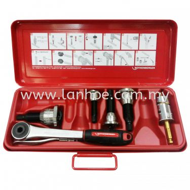 Rothenberger Tee Extractor Sets
