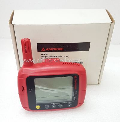 TR300 Digital Temperature & RH Data Logger