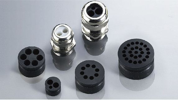 Multiple-entry Metal Cable Glands - M Type Metalic Cable Glands Cable Glands