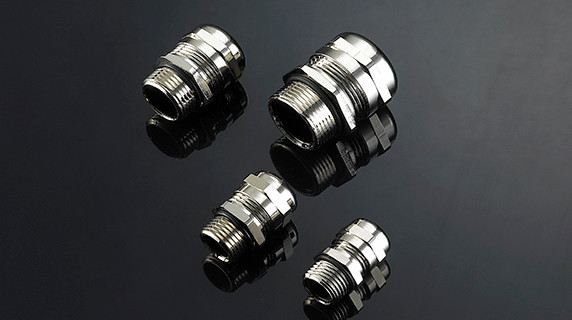 NPT Metal Cable Glands - Reinforced Type Metalic Cable Glands Cable Glands