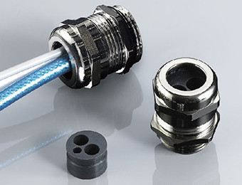 Multiple-entry Metal Cable Glands - NPT Type Metalic Cable Glands Cable Glands