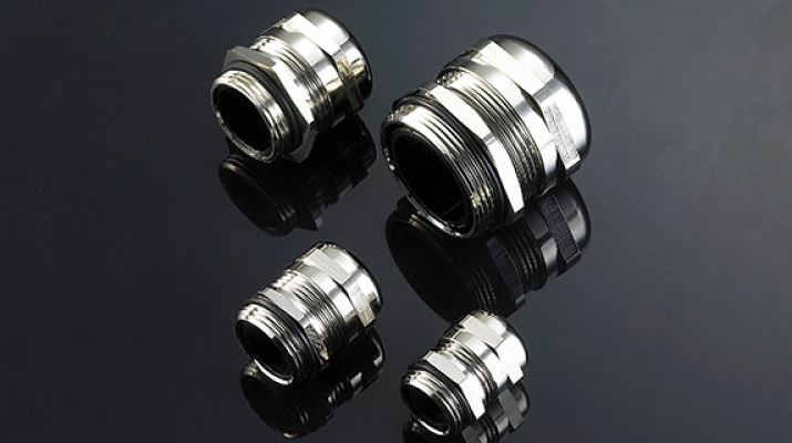 PG Metal Cable Glands - Reinforced Type