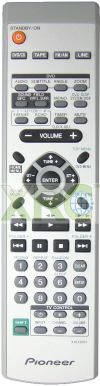 XXD3061 PIONEER HOME THEATER REMOTE CONTROL PIONEER HOME THEATER REMOTE CONTROL
