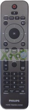 HTS3264D PHILIPS HOME THEATER REMOTE CONTROL PHILIPS HOME THEATER REMOTE CONTROL