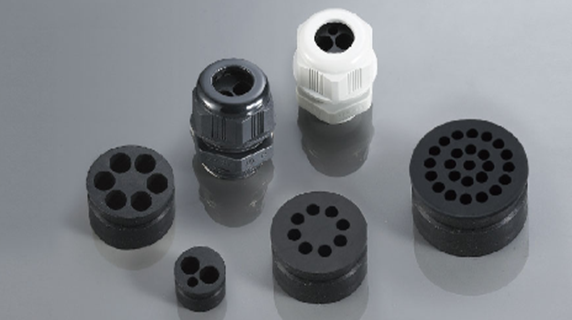 Multiple-entry Nylon Cable Glands PG-Length Type Nylon Cable Glands Cable Glands